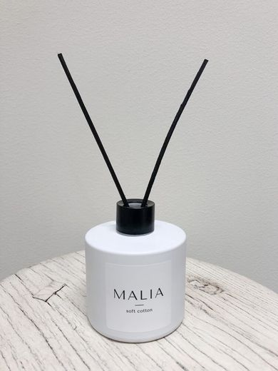 MALIA huonediffuuseri, Soft Cotton
