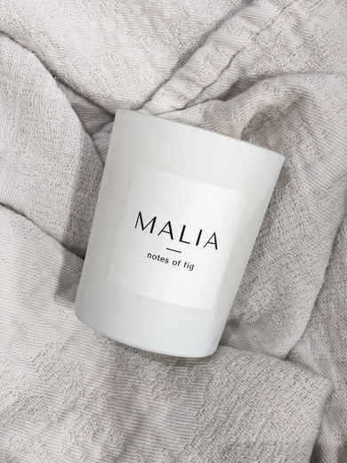 MALIA tuoksukynttilä, Notes of Fig