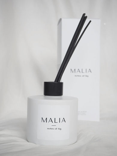 MALIA huonediffuuseri, Notes of Fig