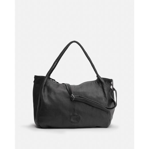 BIBA - Cross Bag large, musta