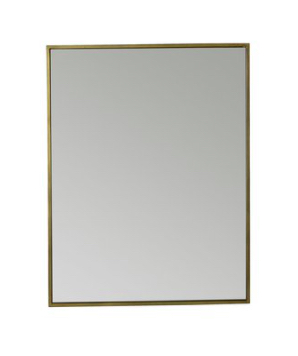 Tine K Home – peili 70X90 cm, honey gold